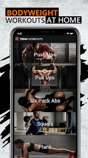 Titan Workouts - strength and stamina Mod