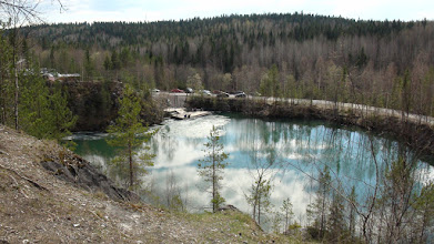 Photo: Озеро Монферрана