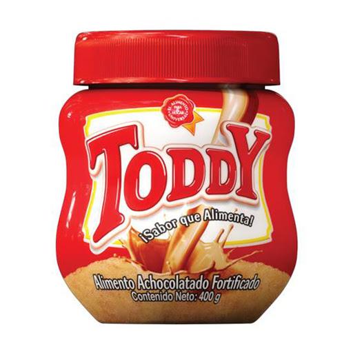 bebida en polvo toddy 400gr