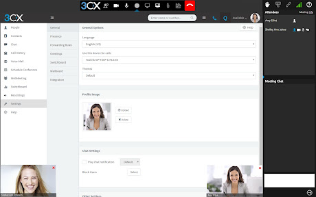 3CX Click to Call Chrome插件下载crx 扩展介绍- 插件迷