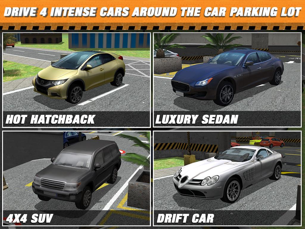 Multi Level Car Parking Game 2- screenshot