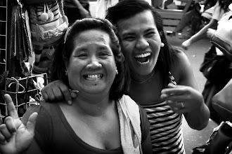 Photo: かあさん と むすこ in Manila