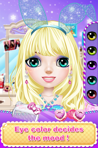 ud83dudc78ud83dudc84Princess Makeup Salon  screenshots 12