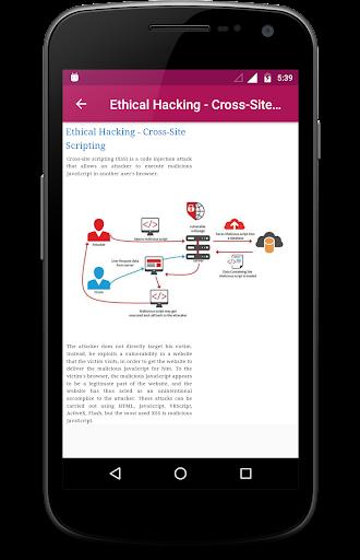 Ethical Hacking 2.1 screenshots 3