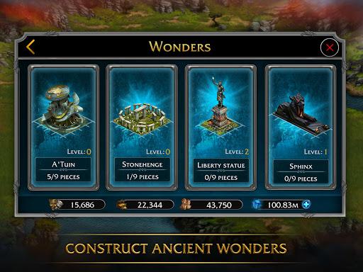 Rage War: Time Battles  screenshots 14