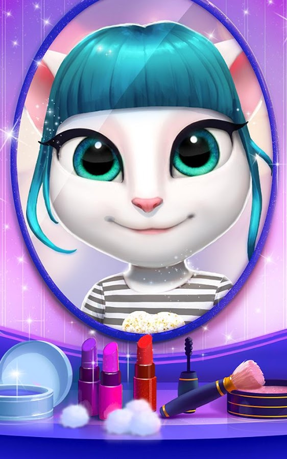 Talking Angela Android Apps Play