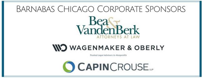 Barnabas Chicago Sponsors