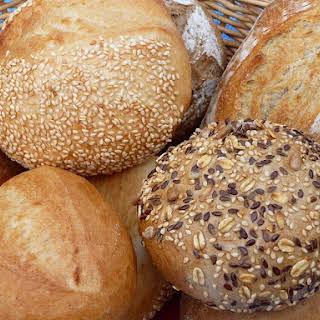 German Brotchen or Semmeln for Delicious Breakfasts.