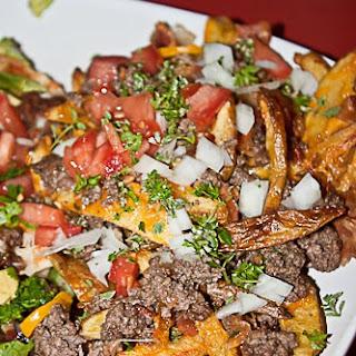 Pub Food – Irish Nachos.