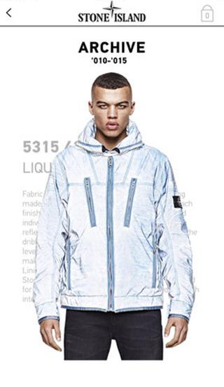 Stone Island- screenshot
