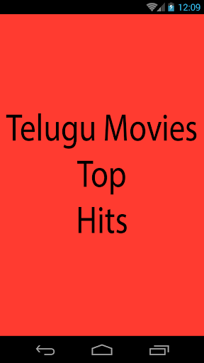Telugu Movies Top Hits