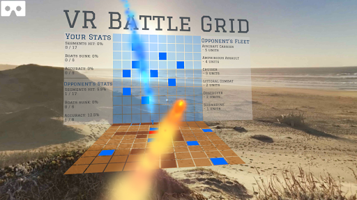 VR Battle Grid Cardboard