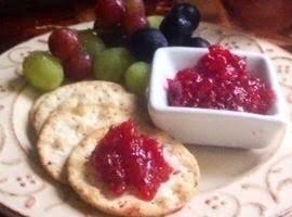 Raspberry And Rosé Jam