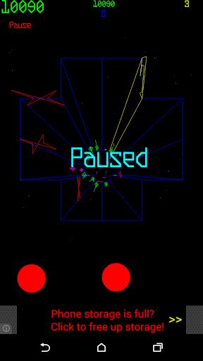 Super OST Retro Arcade Game Screenshot