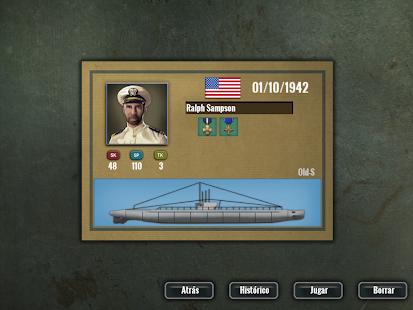 Game WWII UBoat Submarine Commander APK for Windows Phone