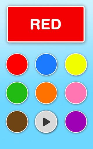 Learning Colors Kids Screenshot