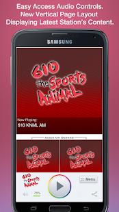 610 KNML AM - screenshot thumbnail