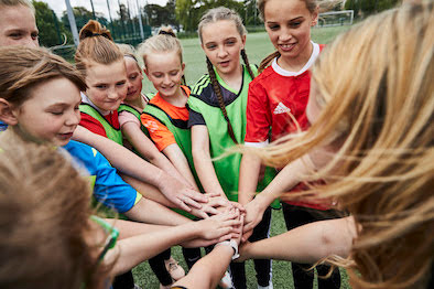 Initiative to get girls into football