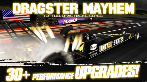 Dragster Mayhem - Top Fuel Sim 1.13 screenshots 4