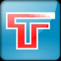 Tracky GPS Navigation +Compass icon
