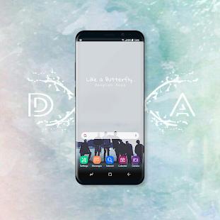 Bts Wallpapers Kpop Applications Sur Google Play