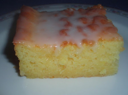 Ice Box Lemon Drop Cake Recipe