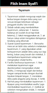 Fiqih Islam Imam Syafi'i - náhled