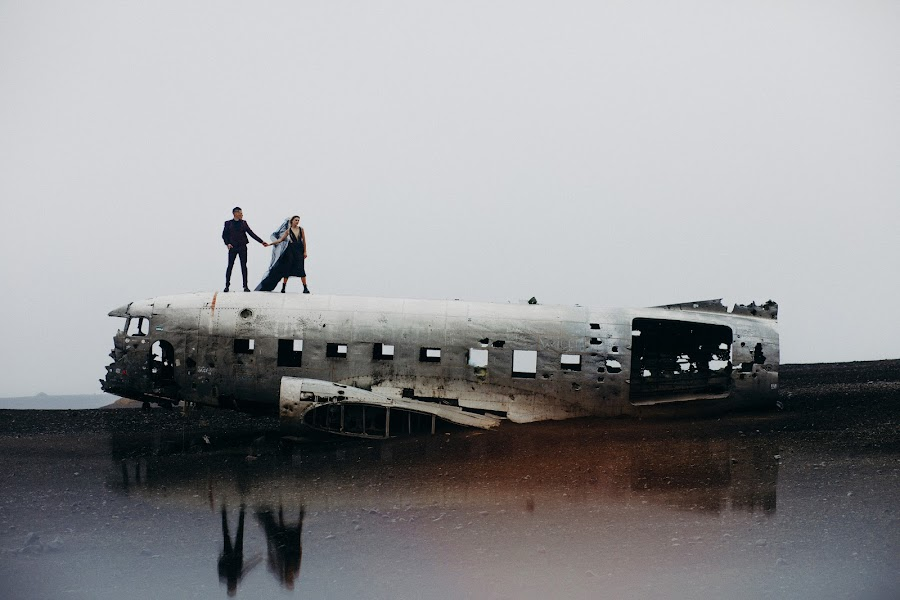 Wedding photographer Volodymyr Ivash (skilloVE). Photo of 28.06.2019