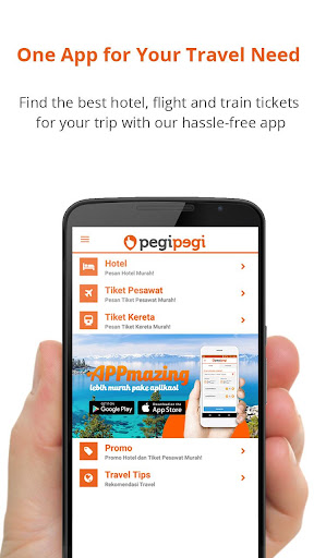 pegipegi Hotel Train Flight for PC