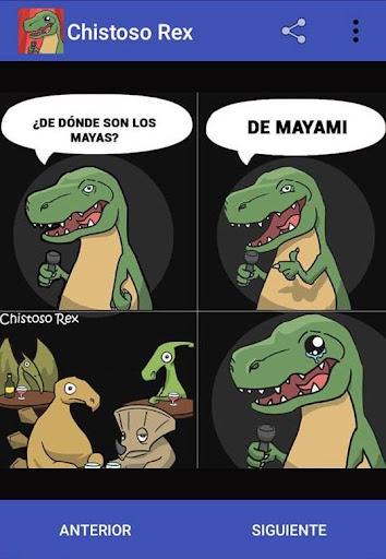 Chistoso Rex Chistes Malos y Divertidos 2.0.4 screenshots 3
