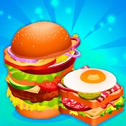 Super Burger Cooking