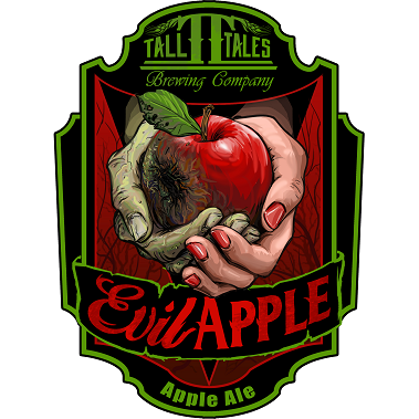 Logo of Tall Tales Evil Apple