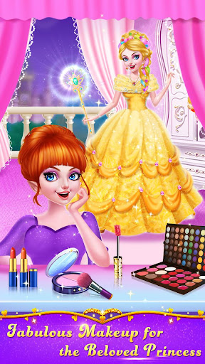 ud83cudf39ud83eudd34Magic Fairy Princess Dressup - Love Story Game 2.1.5000 screenshots 13