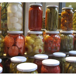 Pickled Vegetables