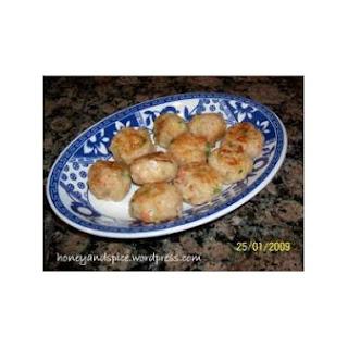 Prawn (Shrimp) Balls
