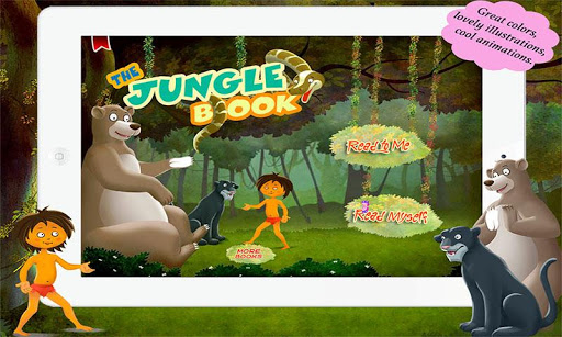 The Jungle book for children