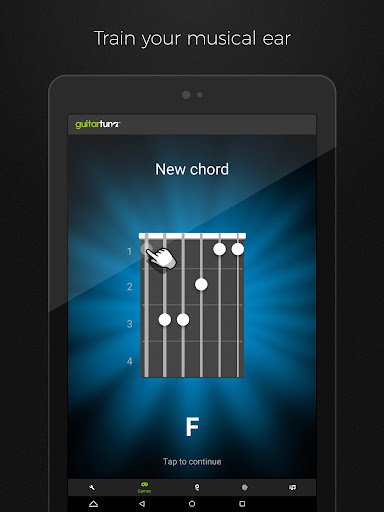 Guitar Tuner Free - GuitarTuna 4.6.6 screenshots 18