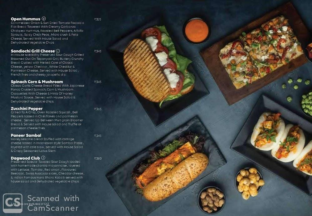 Sandoitchi menu 7