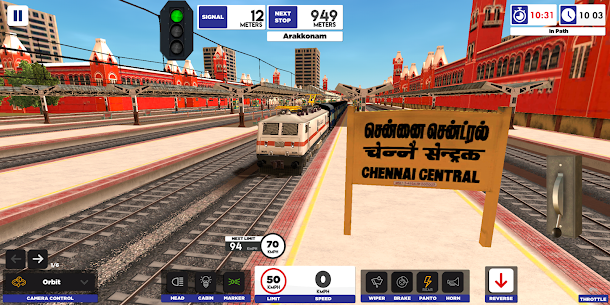 Indian Train Simulator MOD (Unlimited Money) 1