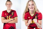 Twee jonge speelsters vielen geblesseerd uit bij Red Flames U19