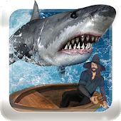 Shark Attack Raft Survival