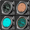 M01 WatchFace for Android Wear icon