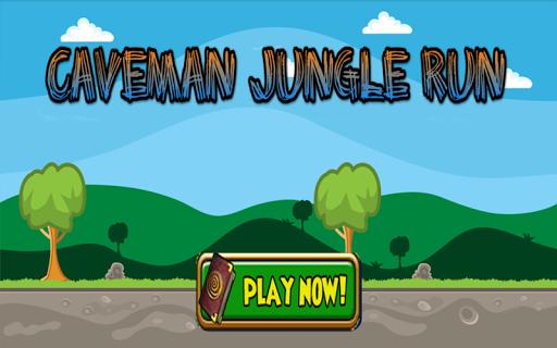 Caveman Jungle Run