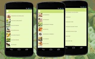 Screenshot of Resep Kue Tradisional