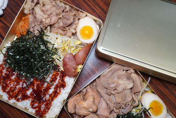 搖搖便當 Rock box - 韓國懷舊搖搖便當