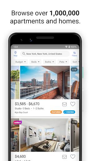Zumper - Apartment Rental Finder Screenshots 3
