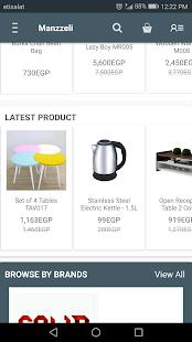 Manzzeli Online Shopping - náhled