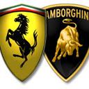 Lamborghini Vs Ferrari Backgrounds HD New Tab