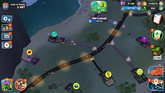 Transit King Tycoon MOD APK 4.7 5