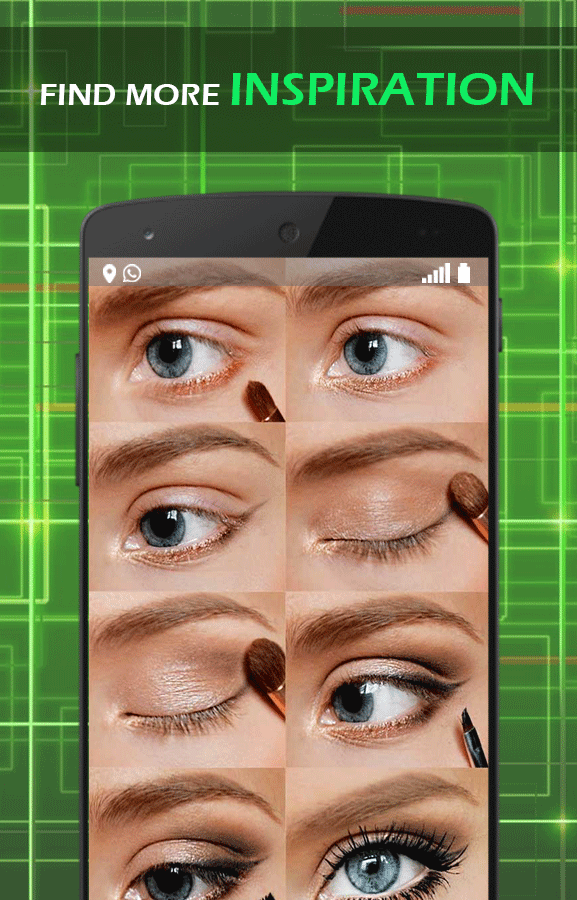 Pretty Asian Eyes Makeup Ideas - Android Apps on Google Play